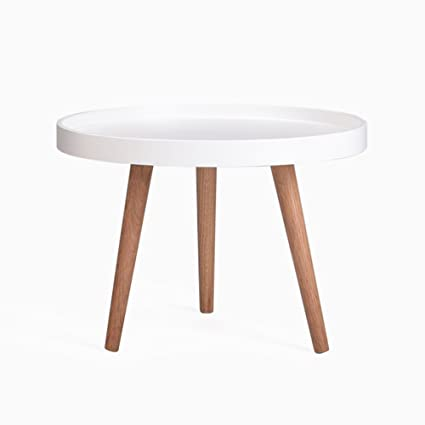 Excellent Ds Table Round Coffee Table White Black Small Size Round Interior Design Ideas Truasarkarijobsexamcom