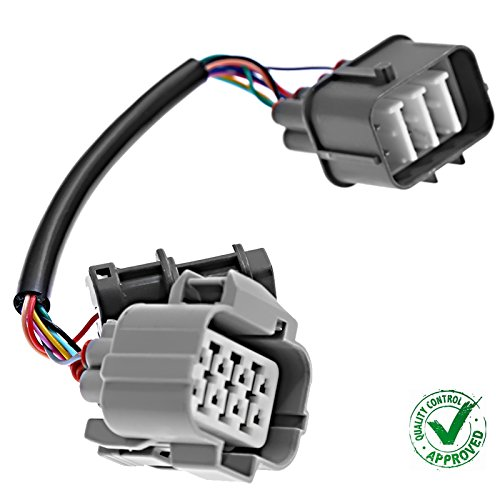 Distributor Adapter Harness OBD2 8-Pin TO OBD1 for 1999-2000 Civic DIZZY HONDA ACURA - Integra Tool Acura Scan
