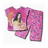 Nickelodeon - iCarly 2 piece capri set for girls in pink - 4/5