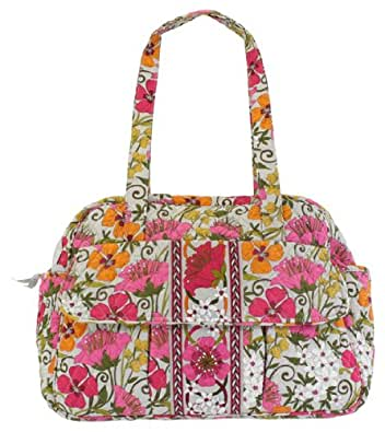 Vera Bradley Iconic Ultimate Baby Bag & Reviews - Handbags ...
