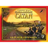 The Settlers of Catan 5 and 6 Player Extension