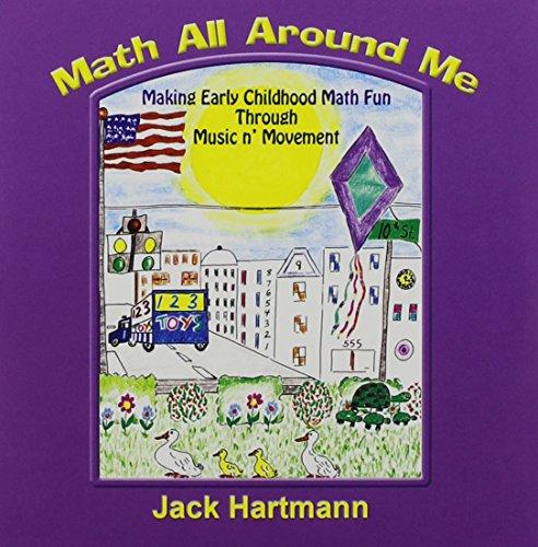 Math All Around Me (Math Cd)