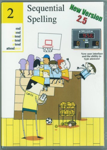 Volume 2 - Sequential Spelling DVD-ROM, NEW Version 2.5 (Classic Series 2014) (Innovations Series)