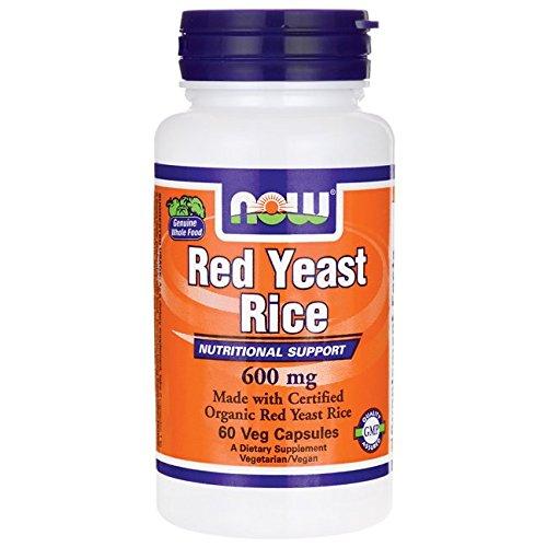 NOW Foods Yeast Extract 600mg