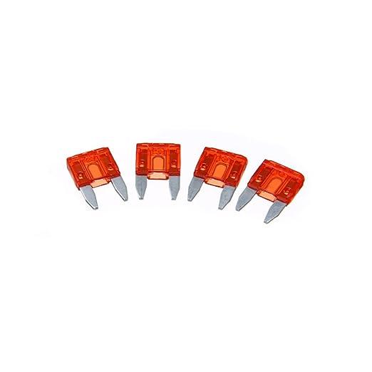 quacc 4 x circuit fuse tap universal piggy back mini blade ato atc quacc 4 x circuit fuse tap universal piggy back mini blade ato atc fuse holder box 12v 24v 15a