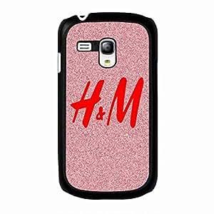 For Samsung Galaxy S3Mini Funda,H&M Phone Funda,Luxury Brand Phone Funda,Hard Plastic Funda Pattern