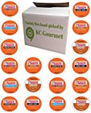 keurig k cups duncan donuts - 24 Count - Variety pack of Dunkin Donuts Coffee K Cups for All Keurig K Cup Brewers - (6 flavors, NO DECAF, 4 K cups each flavor)