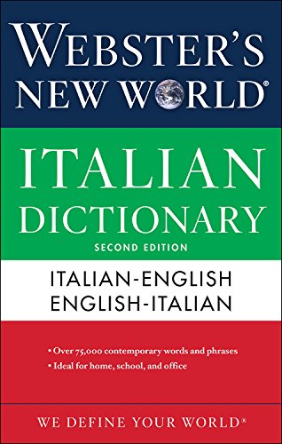 Webster's New World Italian Dictionary, 2nd Edition (Dictionary Ipa)