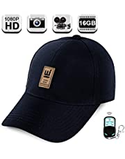 1080P HD Wearable Spy Recorder Hidden Body Camera Support Photo Taking, 2.4G Remote Control, 16GB Memory Card Built-in
