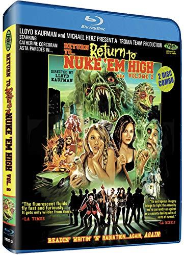 Return to Return to Nuke 'Em High AKA Volume 2 [Blu-ray] (Return To Return To Nuke Em High)