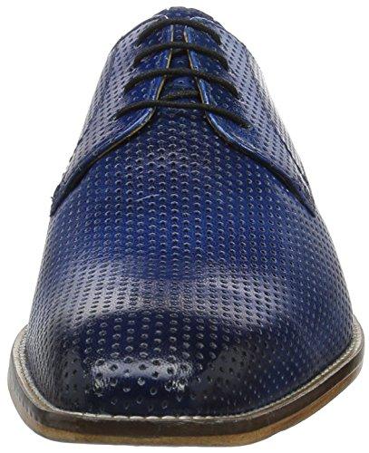Scarpe Blue 1 mid ls venice amp; Melvin Perfo Stringate Hamiltonmartin Uomo Blu ZqxHn4Cwtv