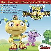 Henry Knuddelmonster 4 | Gabriele Bingenheimer