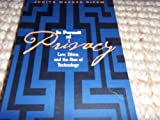In Pursuit of Privacy, Judith W. DeCew, 0801433800