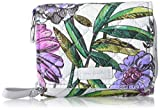 Vera Bradley Iconic RFID Card Case, Signature Cotton, Lavender Meadow