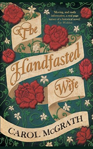 The Handfasted Wife (The Daughters of Hastings) by Accent Press Ltd.