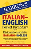 Barron's Italian-English Pocket Bilingual Dictionary, , 0764140043