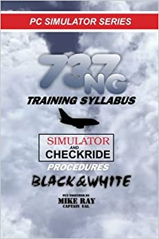 737NG Training Syllabus (Flight Simulator Training)