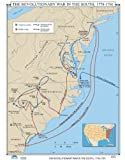 Universal Map 30041 014 War for Independence in The South, 1778-1781