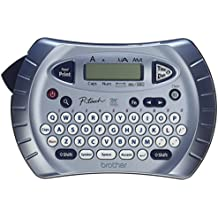 """Brother P-touch Label Maker, Personal Handheld Labeler, PT70BM, Uses M Tape, 3/8"""" and ½"""" Size Tape, Prints 1 Font in 6 Sizes & 9 Type Styles, Two-Line Printing"""
