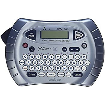 Brother P-touch Personal Handheld Labeler (PT70BM)