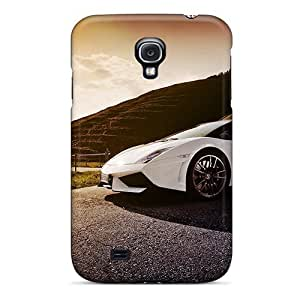 Awesome Design Lamborghini Gallardu Hard Case For Galaxy S4 Cover