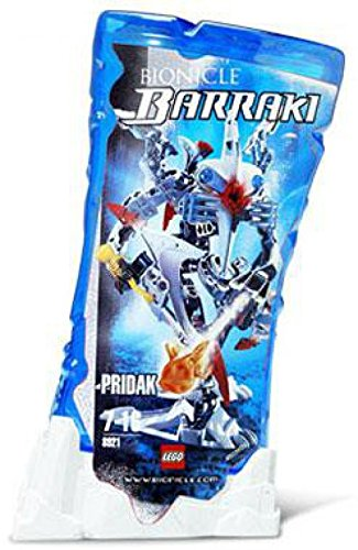 LEGO Bionicle Pridak (Lego Bionicle Barraki)