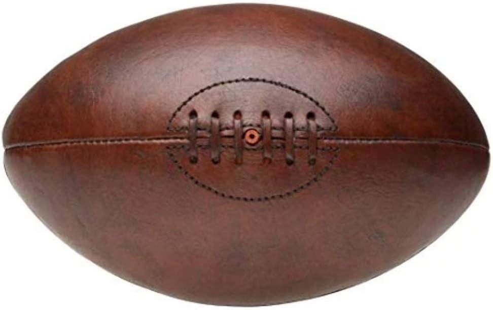 Pelota de rugby Vintage: Amazon.es: Juguetes y juegos