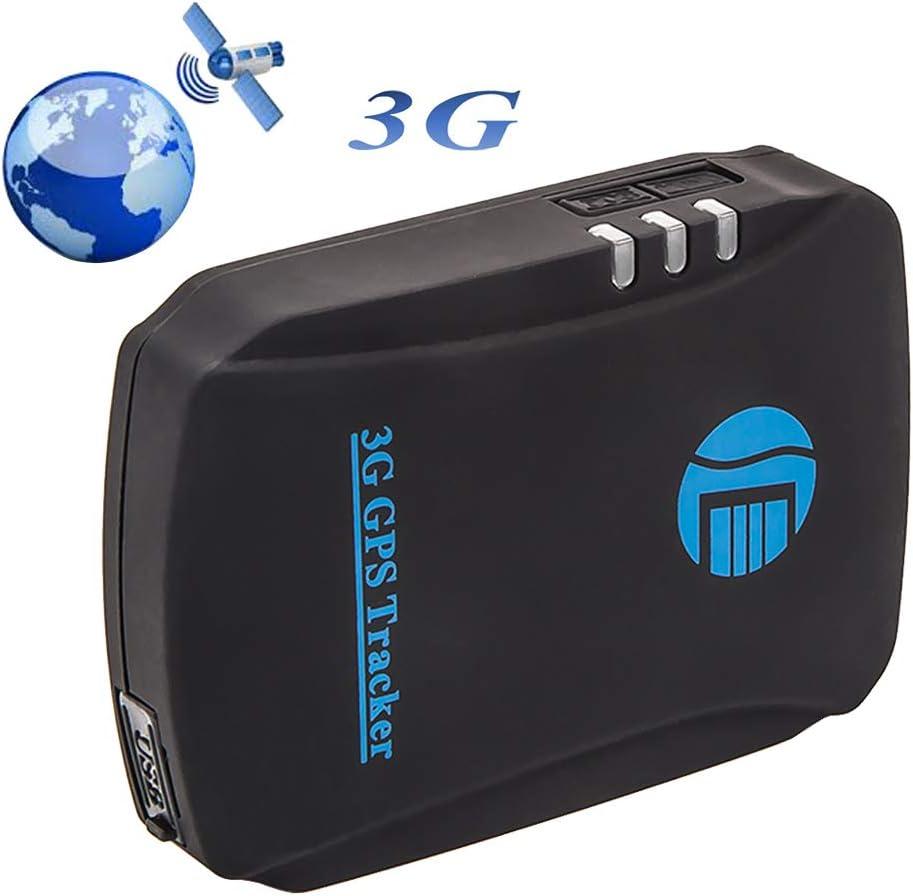 OMZBM 3G Mini Portátil GPS Tracker Mascotas Niños Ancianos Seguimiento Dispositivo Vehículo Largo Espera Localizador Multifunción Sistema De Vigilancia