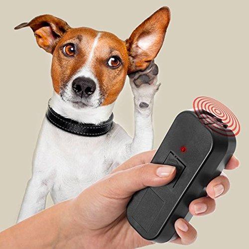 Imakar Mando a distancia con ultrasonido para adiestramiento de perros y gatos (sin collar)Perfecto para adiestradores que prefieren una educación no ...
