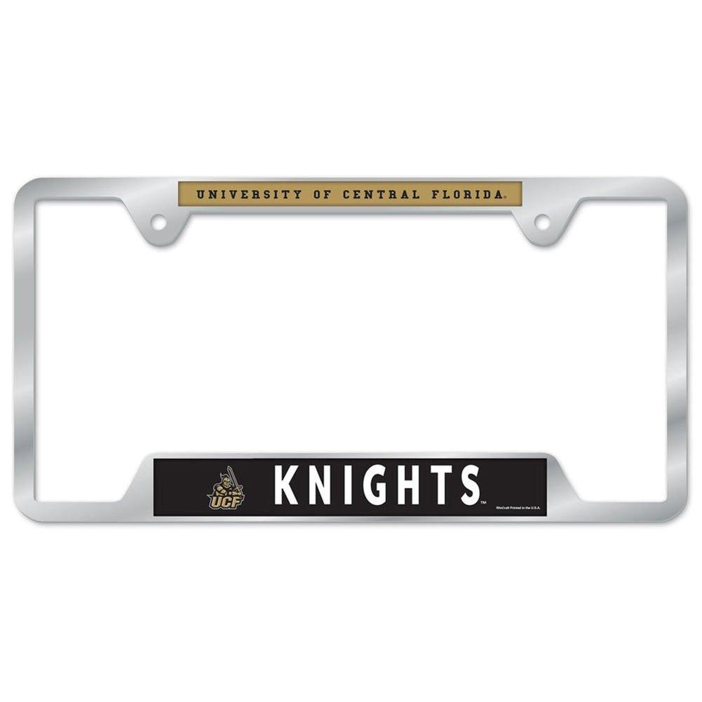 Amazon.com : NCAA University of Central Florida Metal License Plate ...