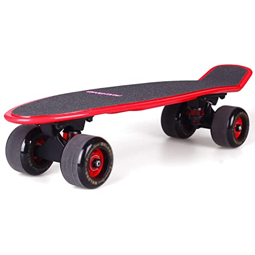 LINGLING-Skateboard Skateboard Professional Fish Plate Brush ...