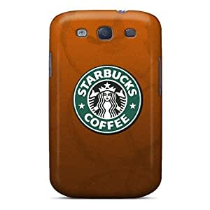 GAwilliam Snap On Hard Case Cover Starbucks Coffee Protector For Galaxy S3