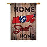 State Tennessee Home Sweet Home - Americana States Decoration - 28