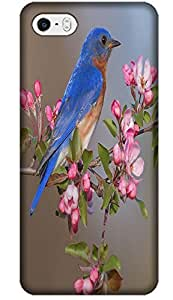 Phones Accessories Nice Birds Stand On The Trees Cute Design Cases For iPhone 4/4S # 1