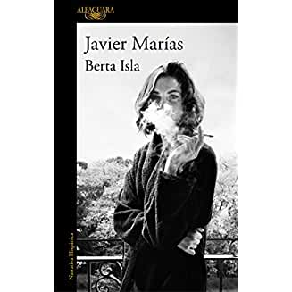 Berta Isla book jacket