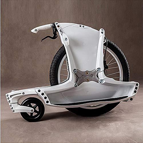 TRNMC Bicicleta Mágica Auto Equilibradora De Ruedas Carretilla No Eléctrica Bicicleta De Viaje Creativa,B,Bicicleta