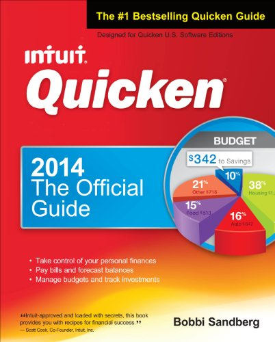 Quicken 2014 The Official Guide (Quicken Press) Pdf