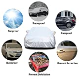 Kayme Multi-Layer Car Cover Waterproof All