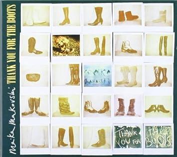 maika makovski thank you for the boots