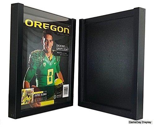 Magazine Display Case Magazine Display Frame for Standard Sized Magazines - Lot of - Frame Sized