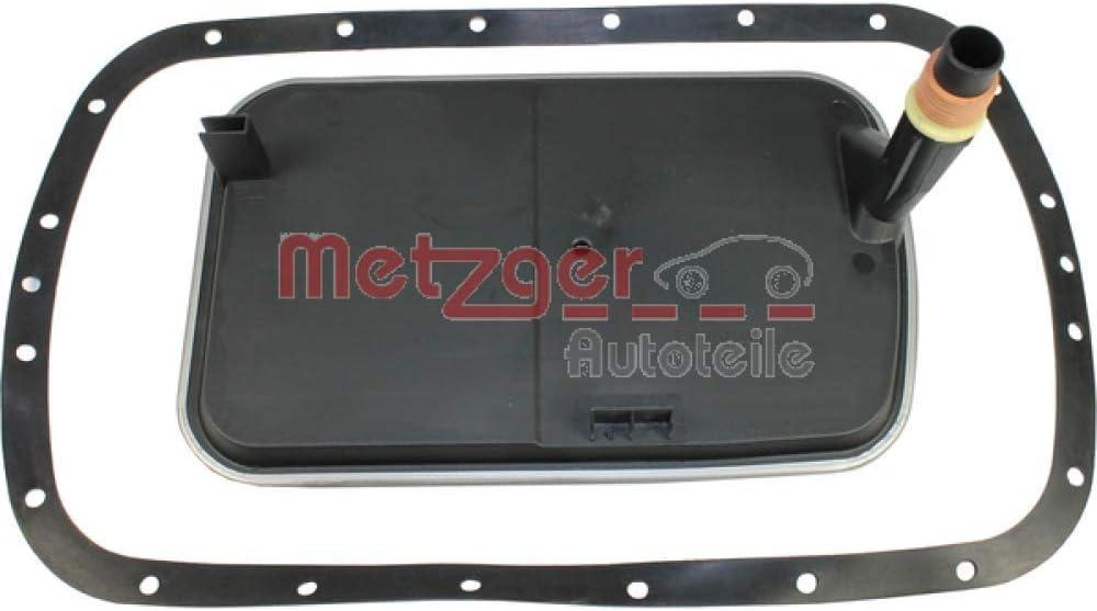 Automatikgetriebe METZGER 8020013 Hydraulikfiltersatz