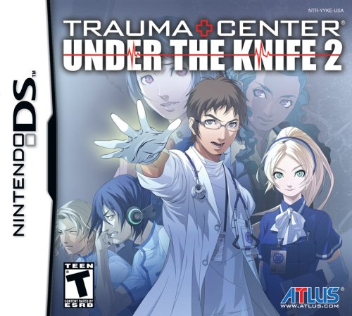 Price comparison product image Trauma Center: Under the Knife 2