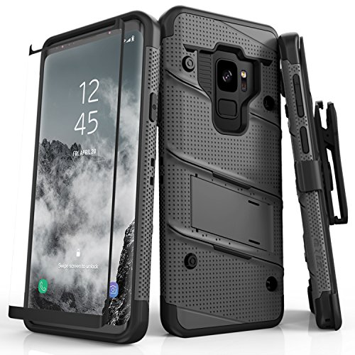 Zizo Bolt Series Samsung Galaxy S9 Case - Full...