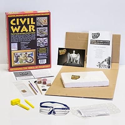 Kristal Educational Dig Discover Civil War