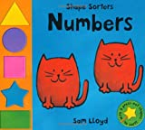 Shape Sorters - Numbers, Sam Lloyd, 0230709621