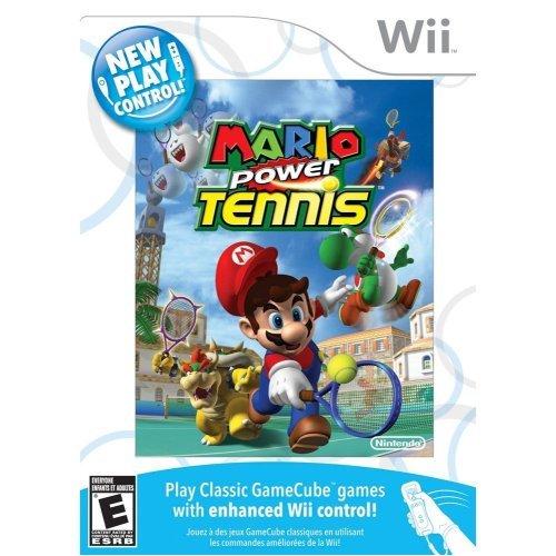 New Play Control Mario Power Tennis - Nintendo Wii