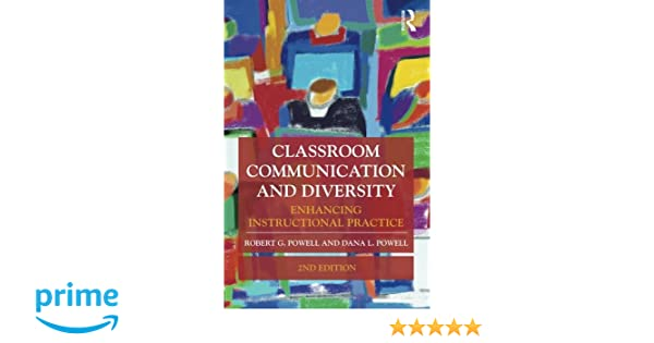 Classroom communication and diversity enhancing instructional classroom communication and diversity enhancing instructional practice routledge communication series 9780415877190 communication books amazon fandeluxe Gallery