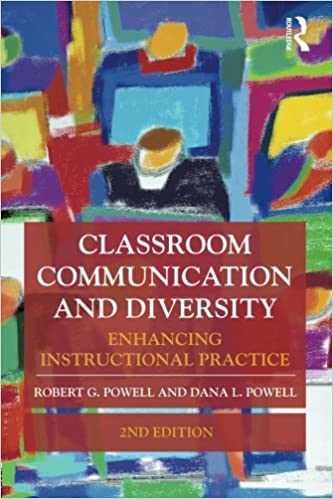 Classroom communication and diversity enhancing instructional classroom communication and diversity enhancing instructional practice routledge communication series 2nd edition fandeluxe Gallery