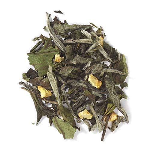 Frontier Co-op White Tea, Tangerine Flavored, Certified Organic 1 lb. Bulk Bag by Frontier Co-op
