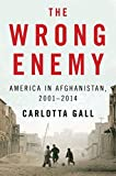 img - for The Wrong Enemy: America in Afghanistan, 2001-2014 by Carlotta Gall (2014-04-08) book / textbook / text book